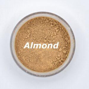 almond foundation shade