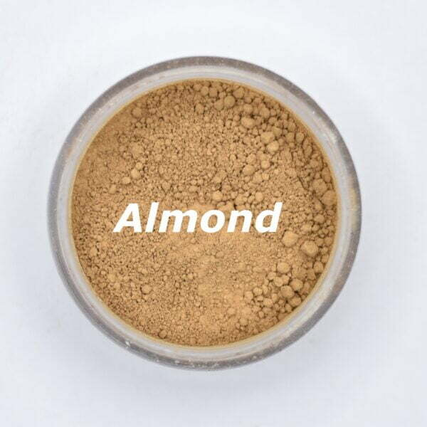 almond foundation shade