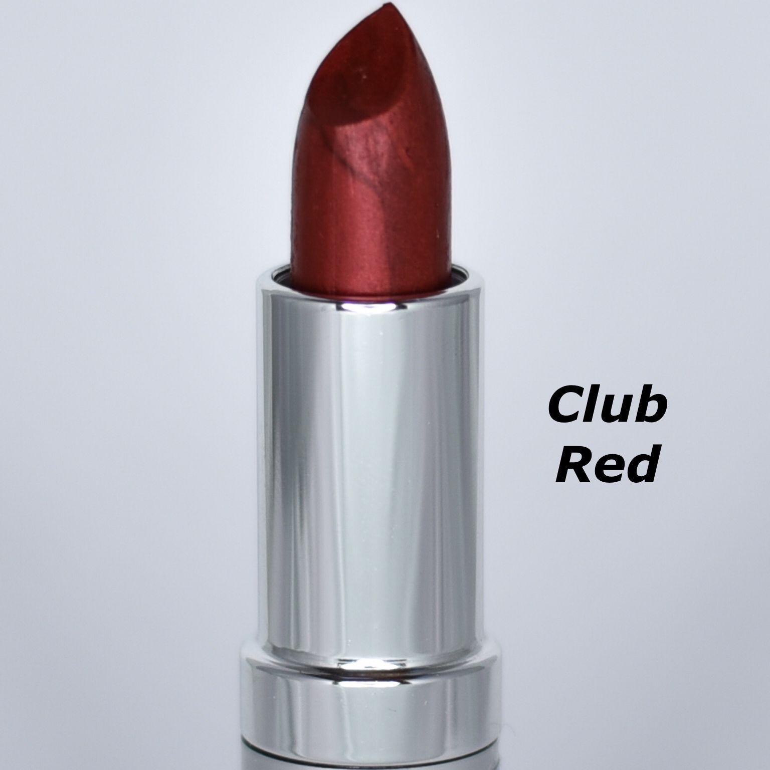 Club Red Lipstick