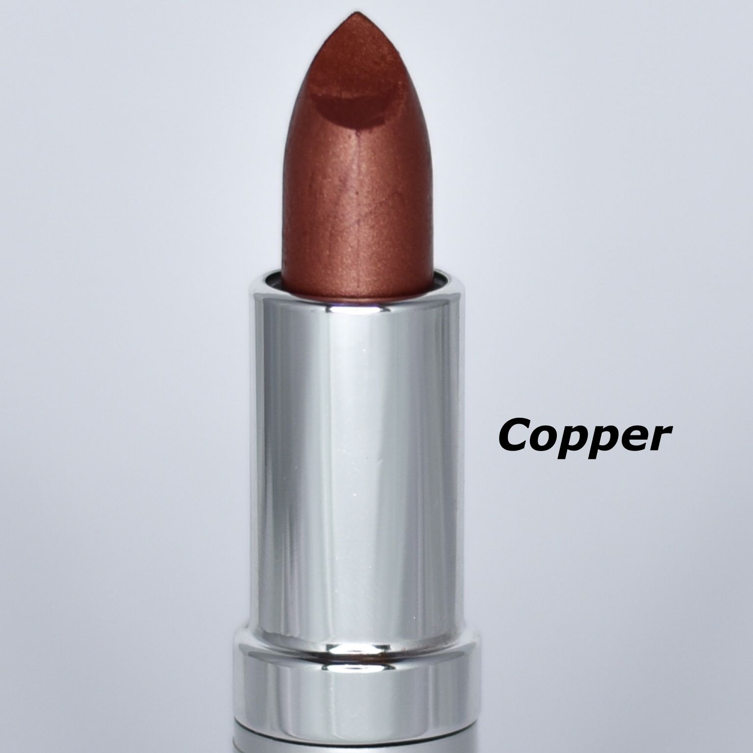 copper lipstick