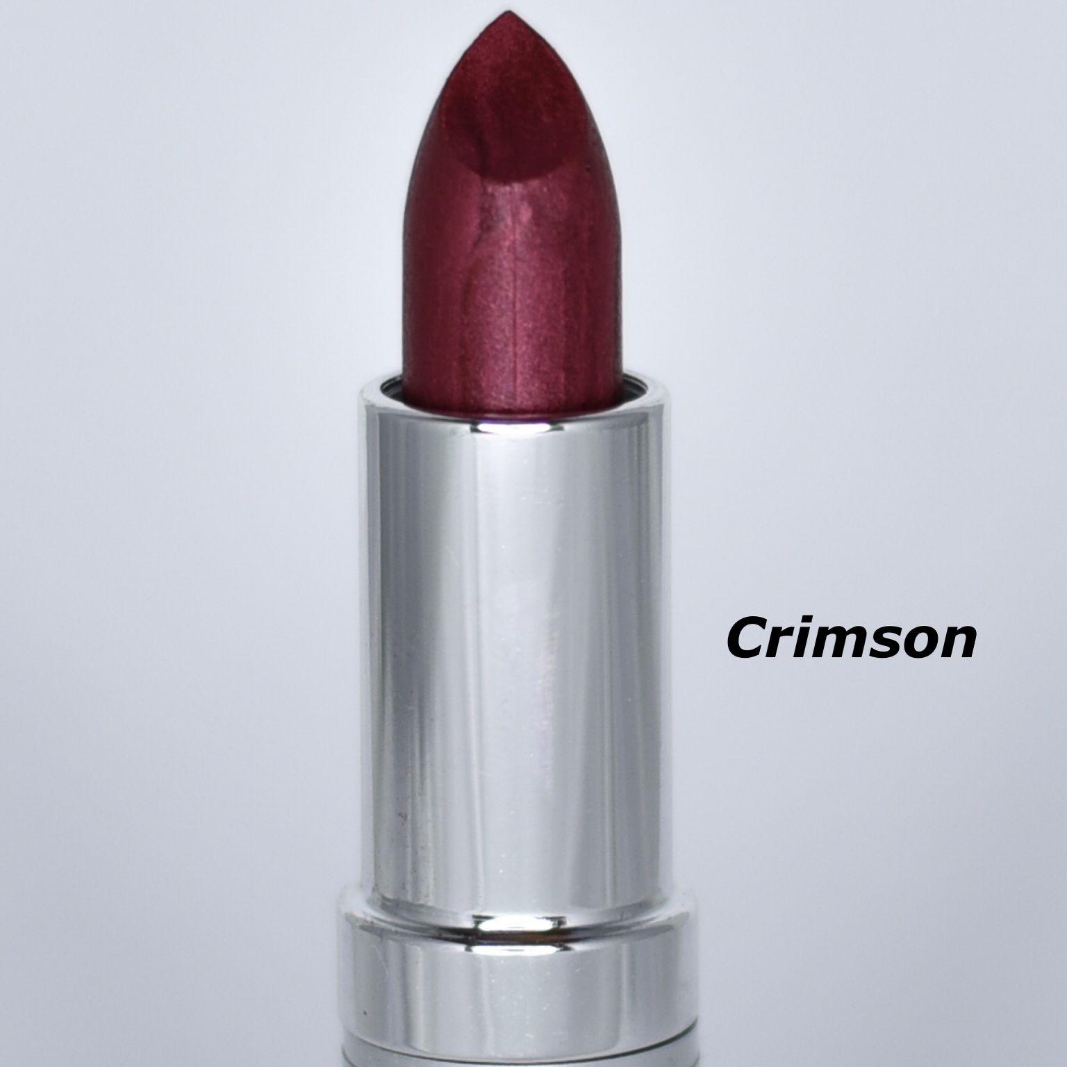 Crimson Lipstick