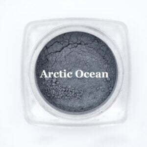 eye shadow artic ocean