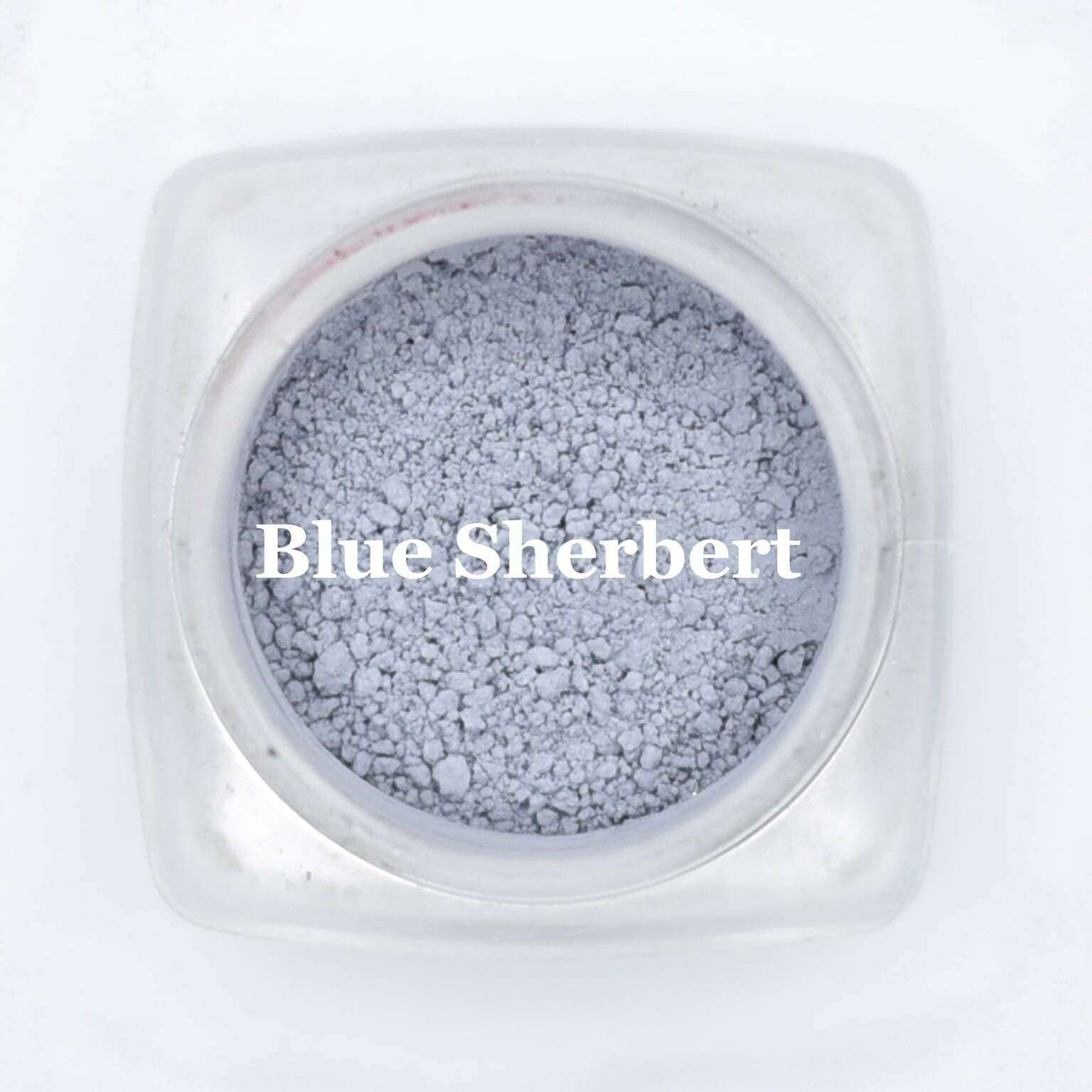 eye shadow blue sherbert