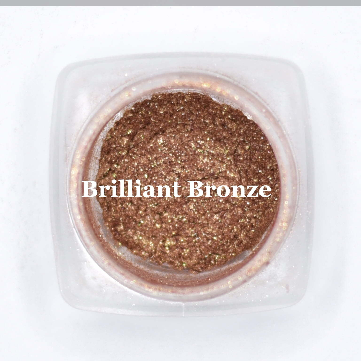 eye shadow brilliant bronze