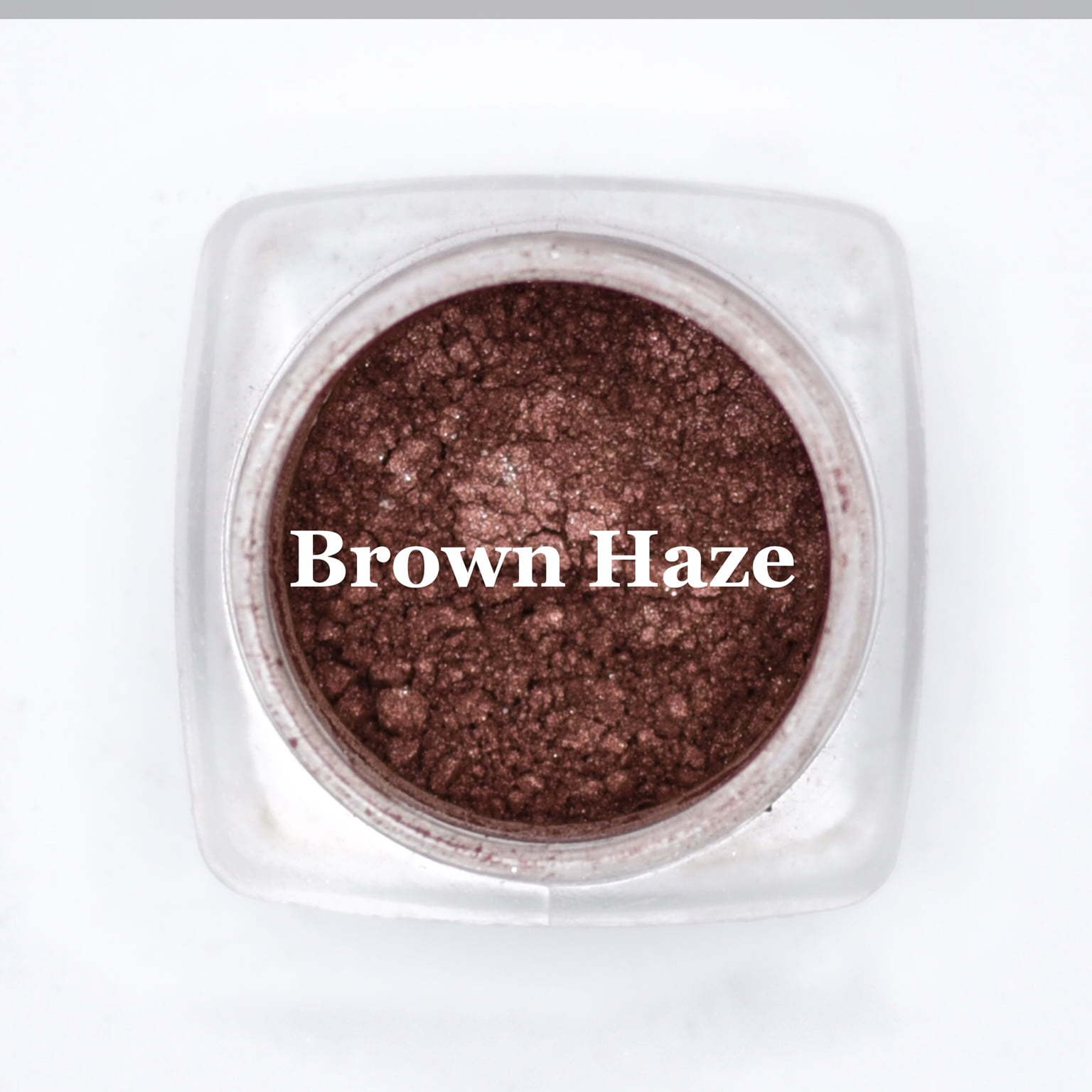 eye shadow brown haze