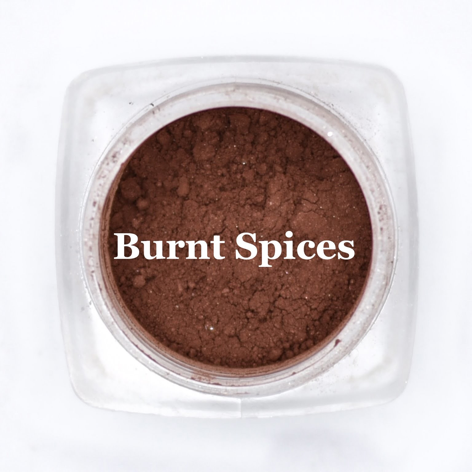 eye shadow burnt spices