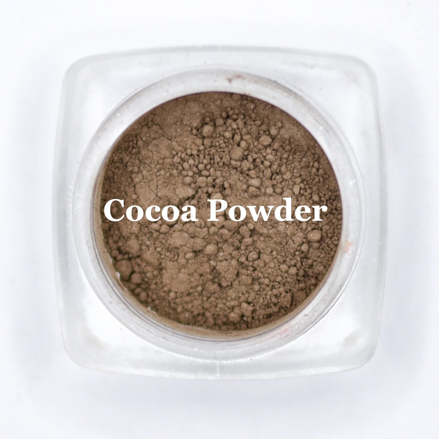 eye shadow cocoa powder