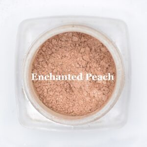 eye shadow enchanted peach