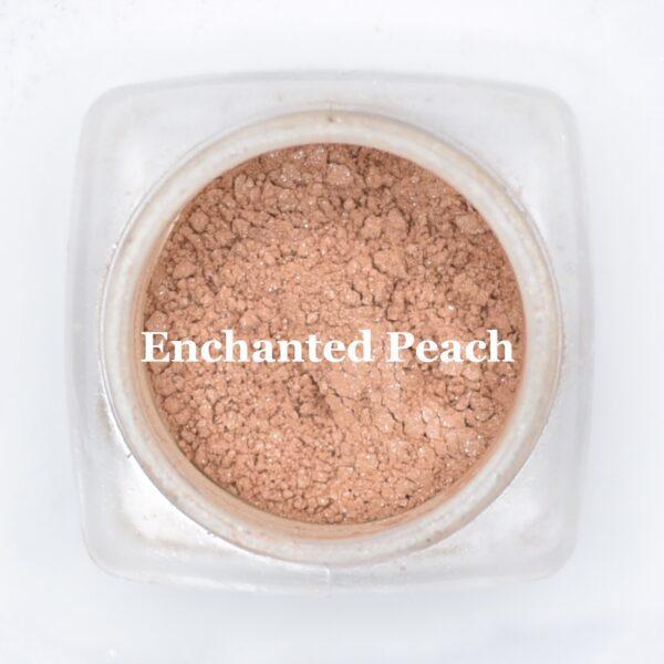 eye shadow enchanted peach