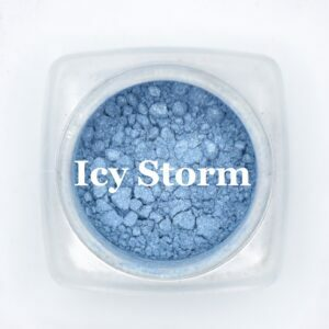 eye shadow icy storm