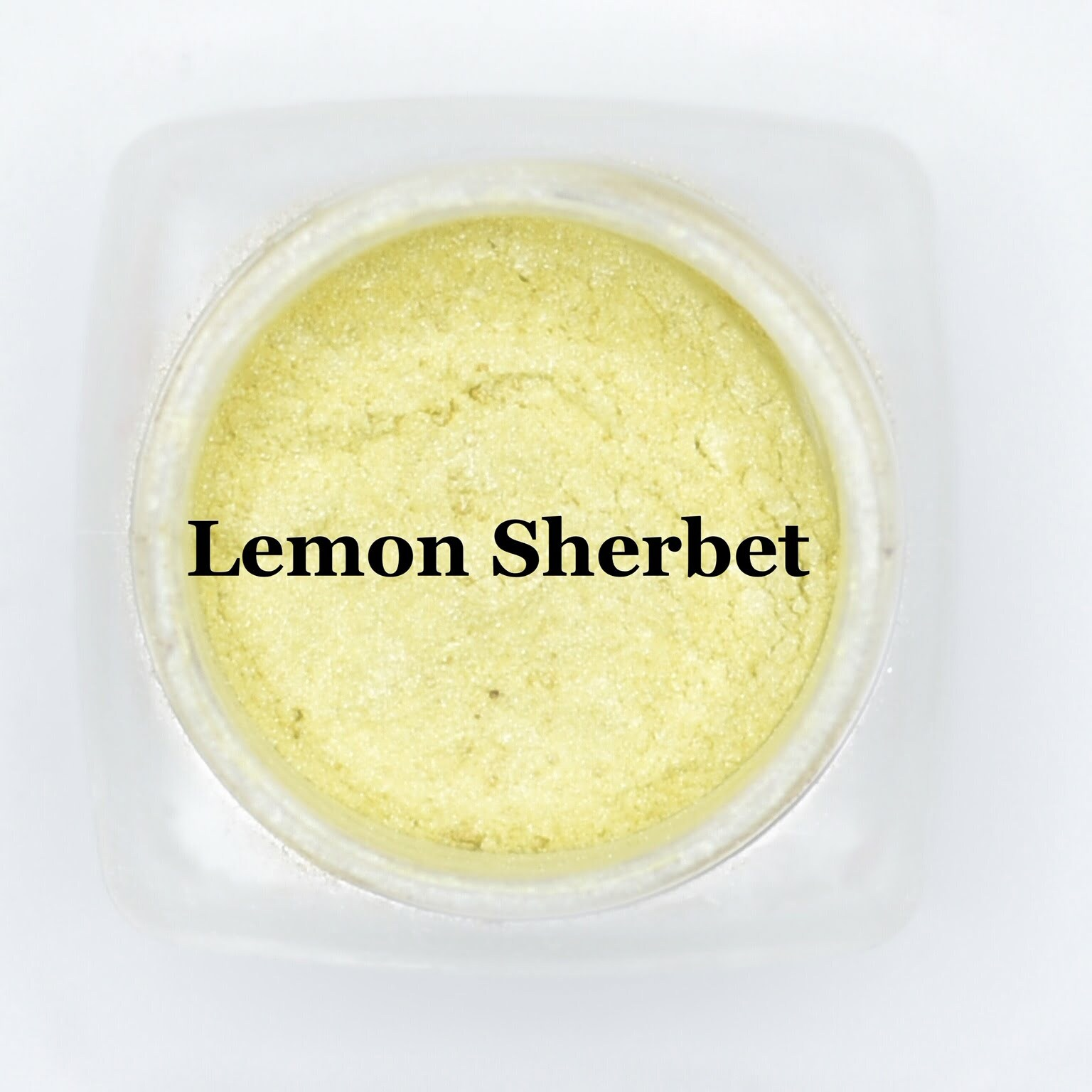 eye shadow lemon sherbert