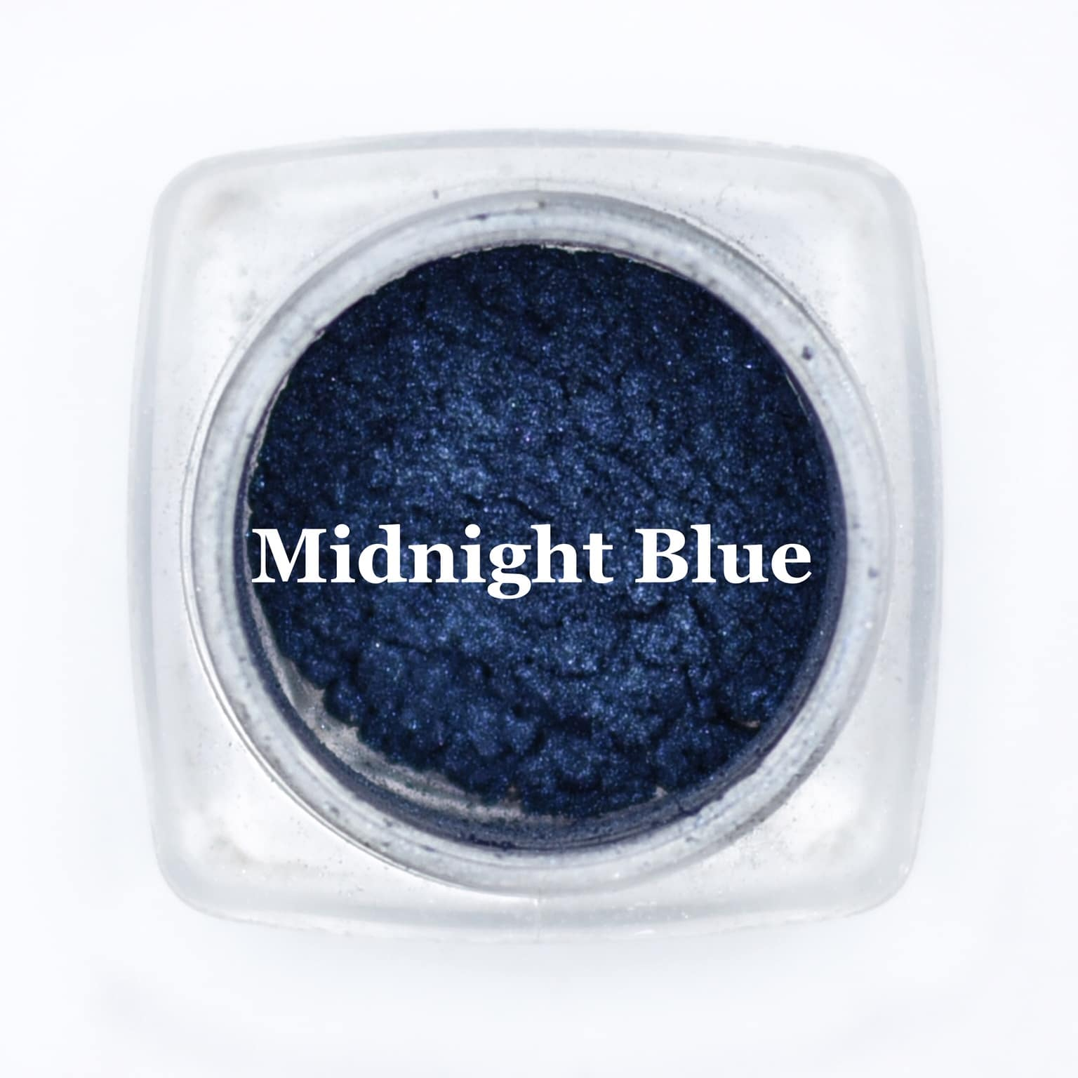 eye shadow midnight blue