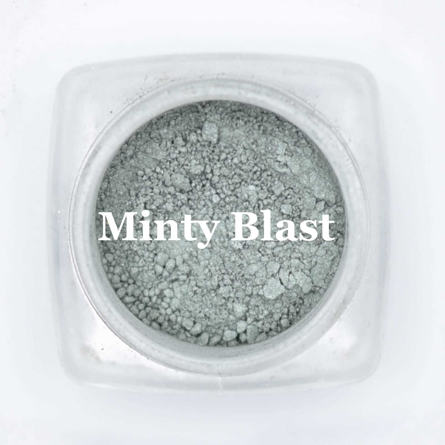 eye shadow minty blast