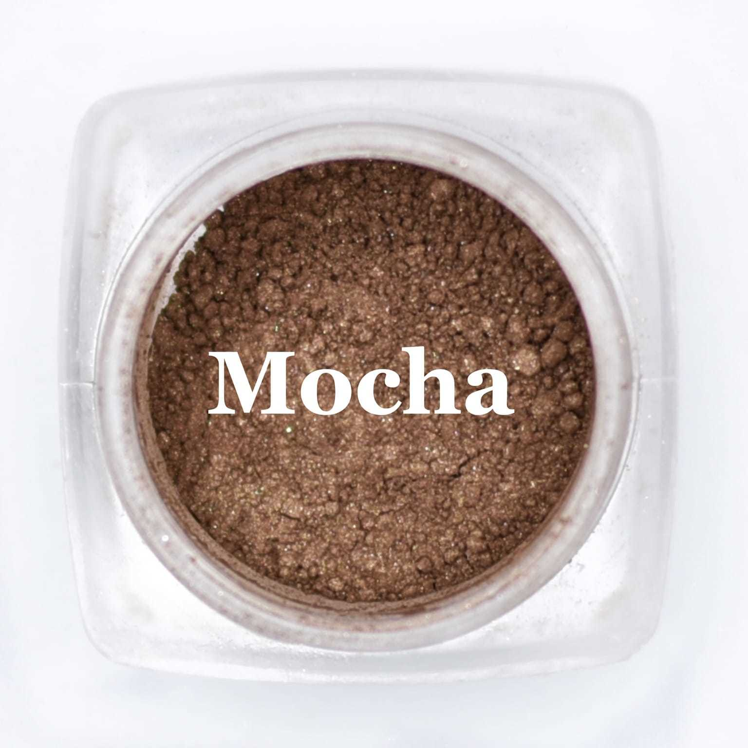 eye shadow mocha