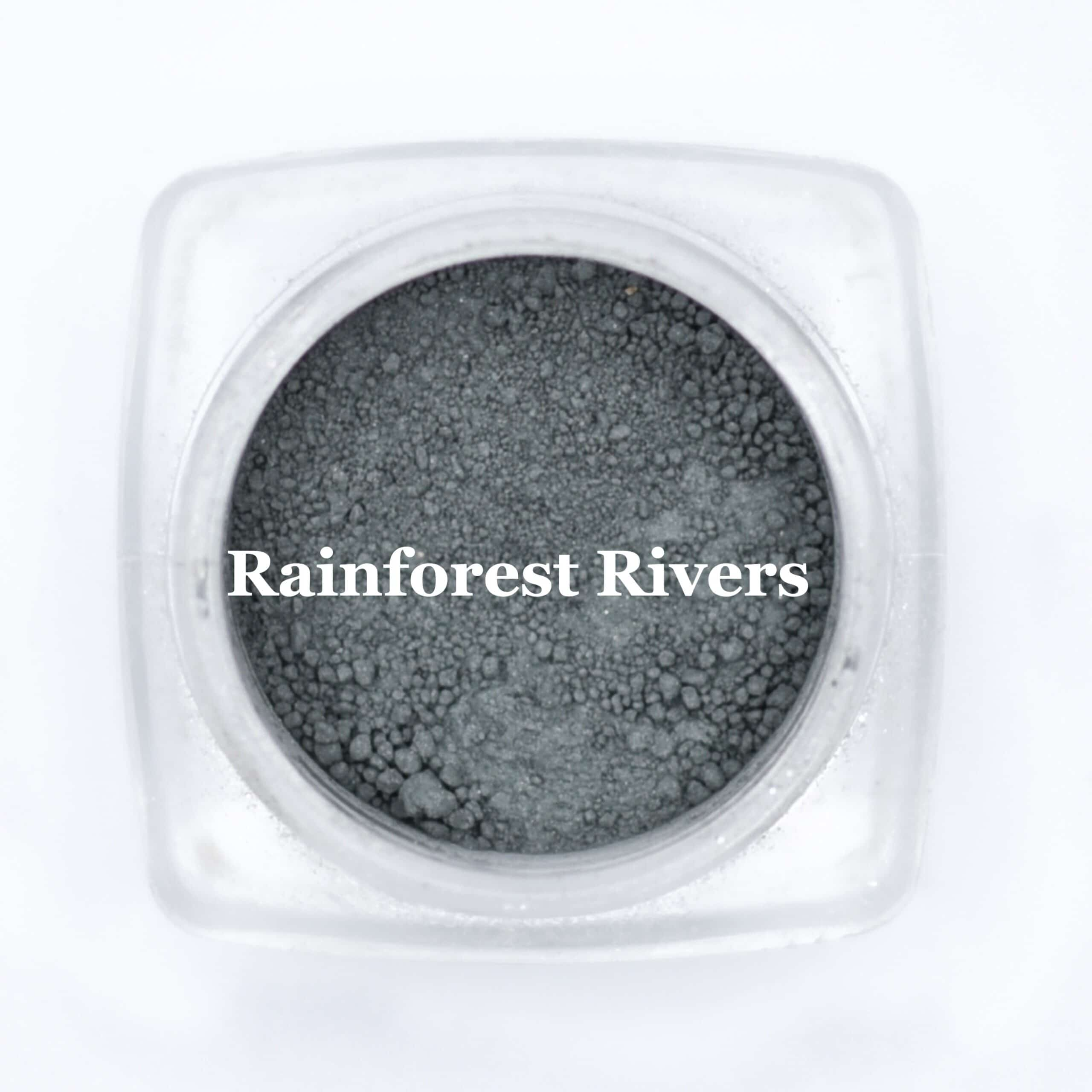eye shadow rainforest rivers