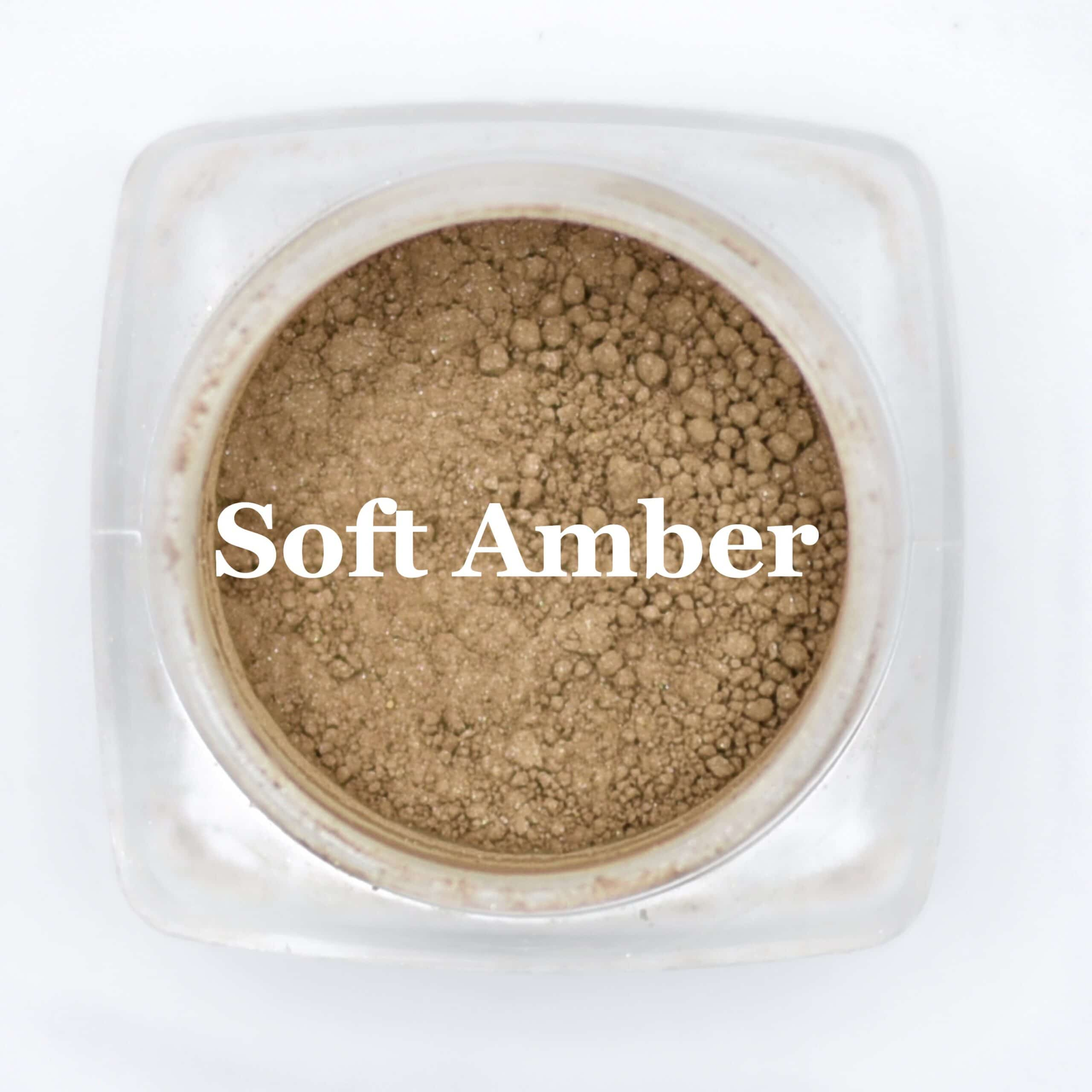 eye shadow soft amber