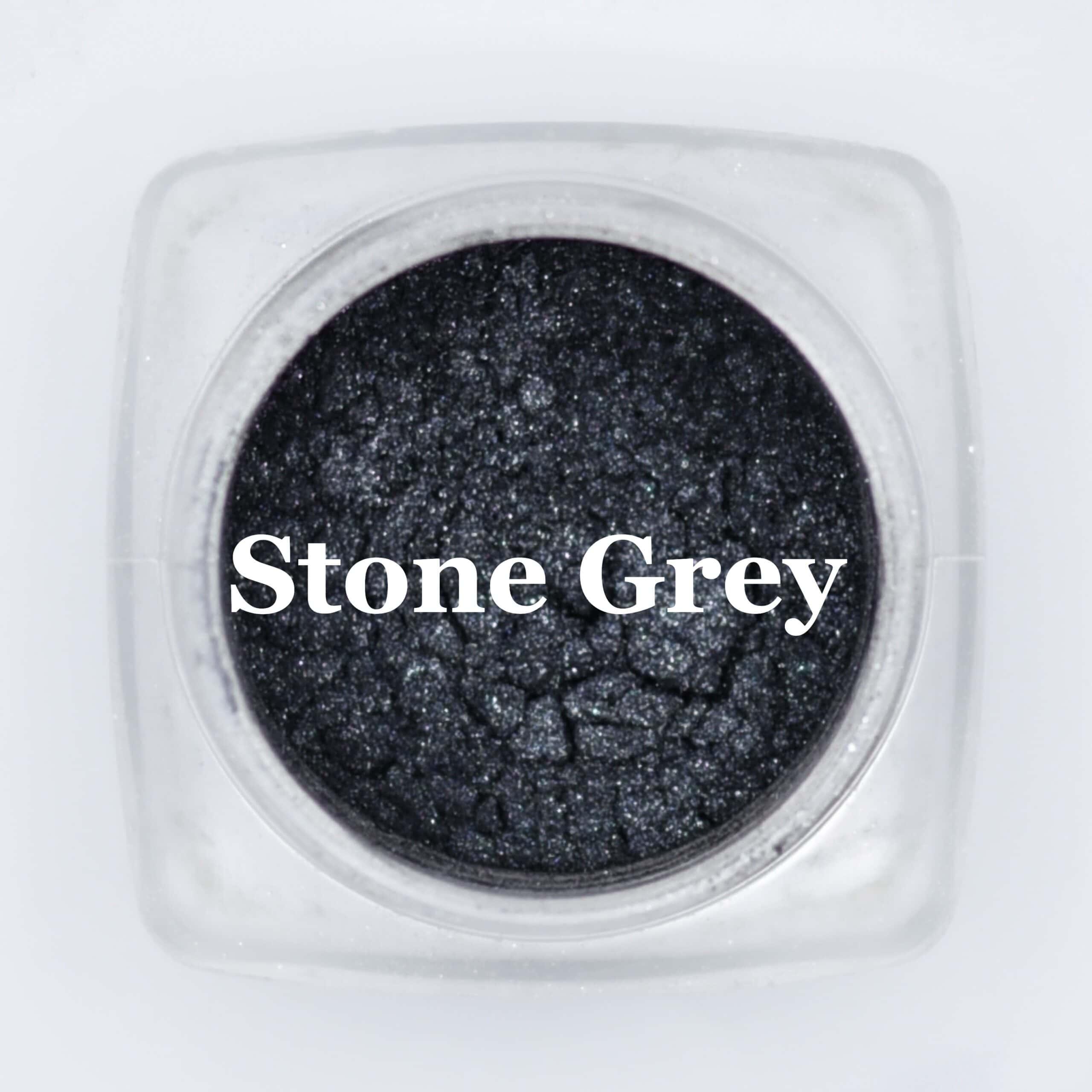 eye shadow stone grey