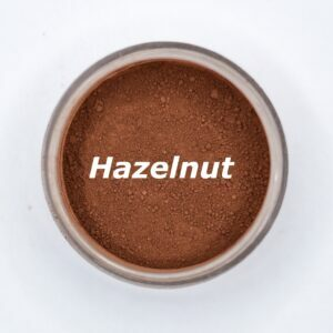 hazelnut foundation shade