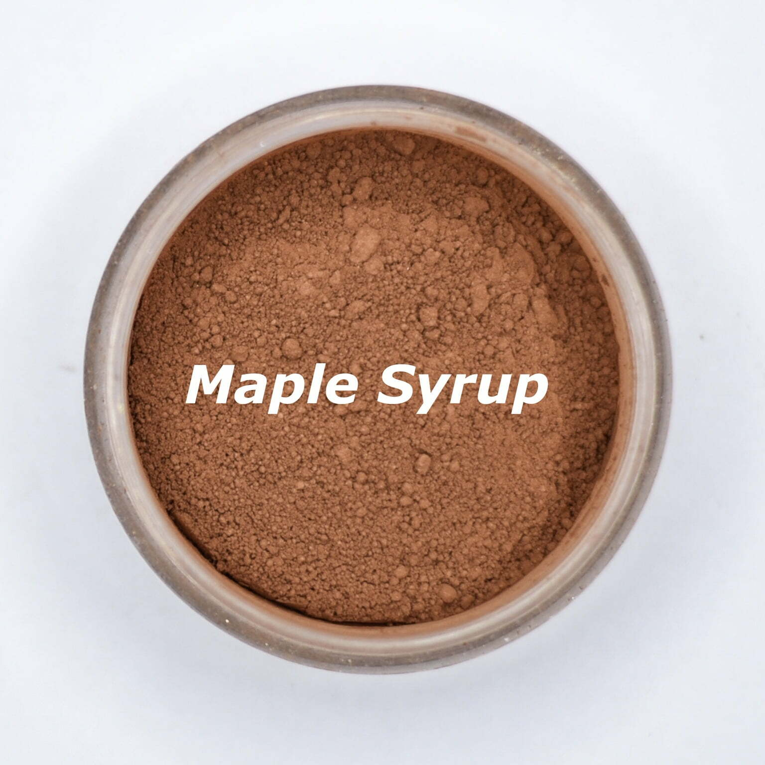 maple syrup foundation