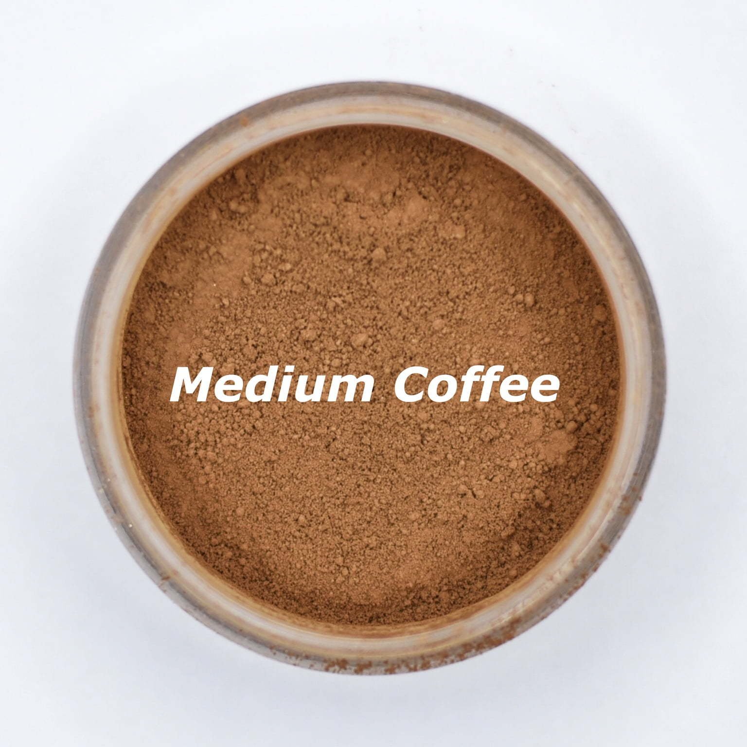 medium coffee foundation shade