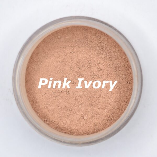 pink ivory foundation shade