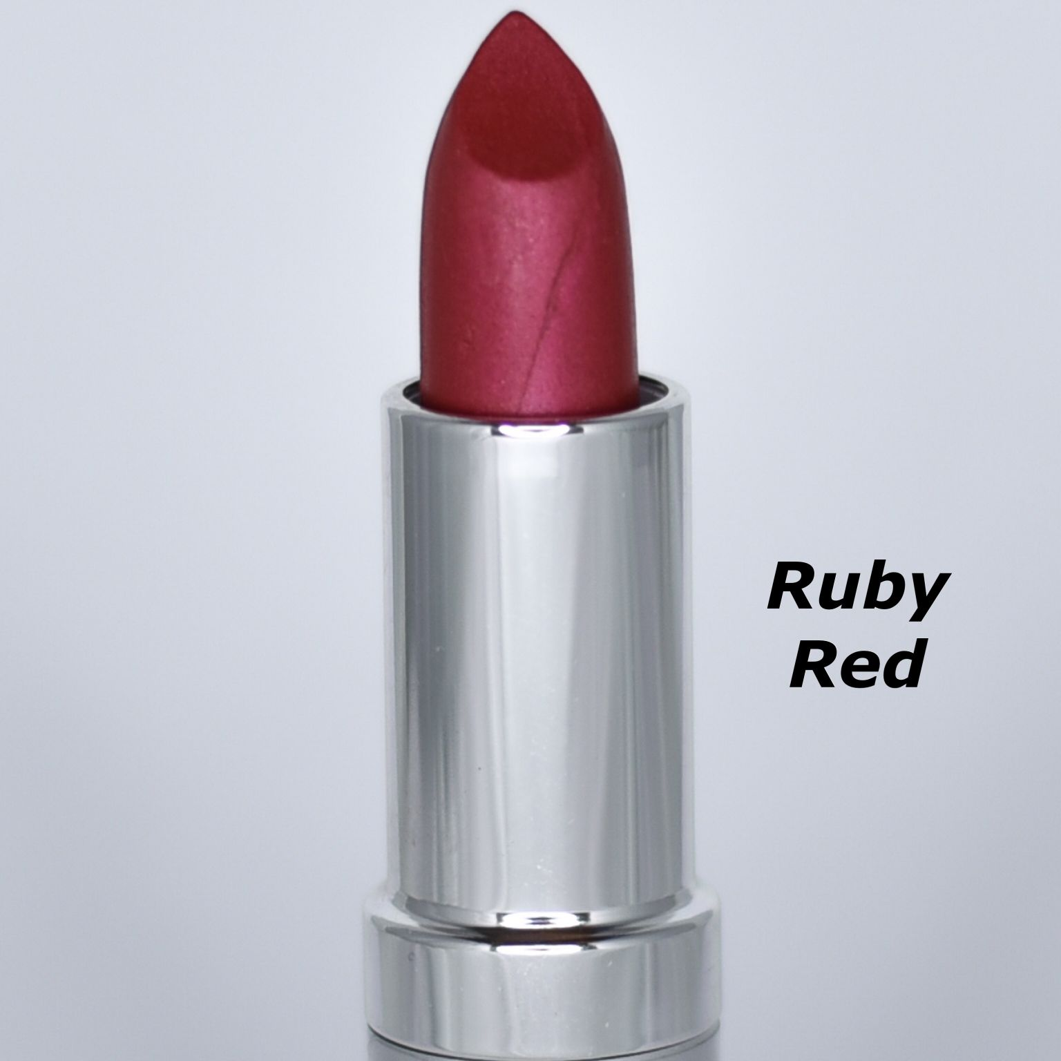 Ruby Red Lipstick