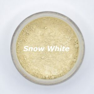 snow white foundation shade