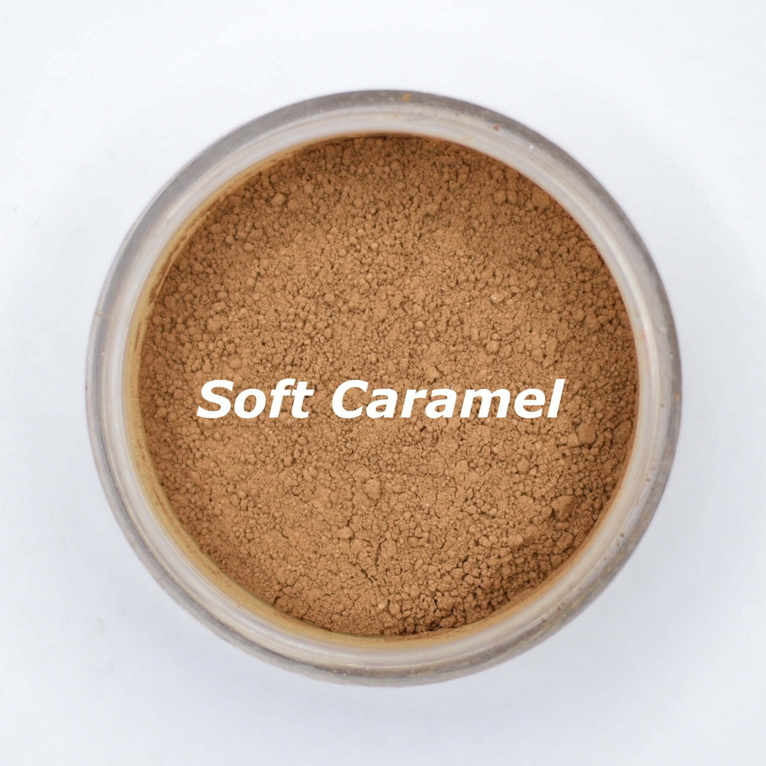 soft caramel foundation shade