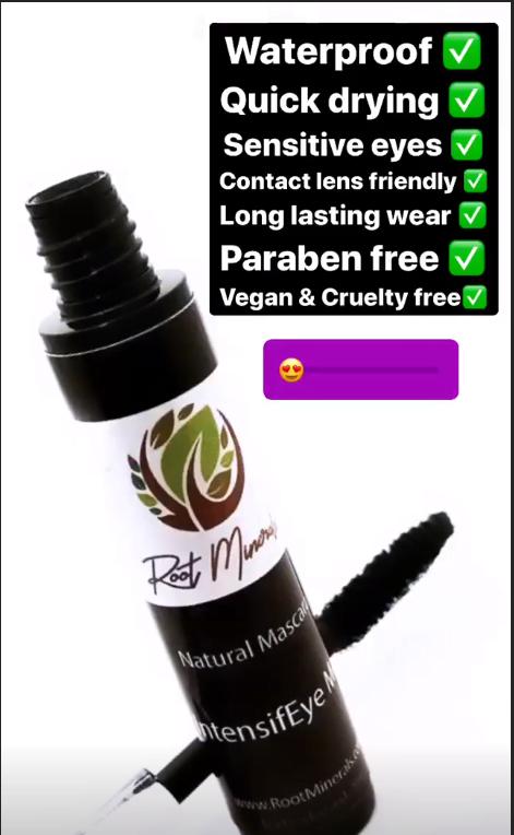 vegan cruelty free mascara