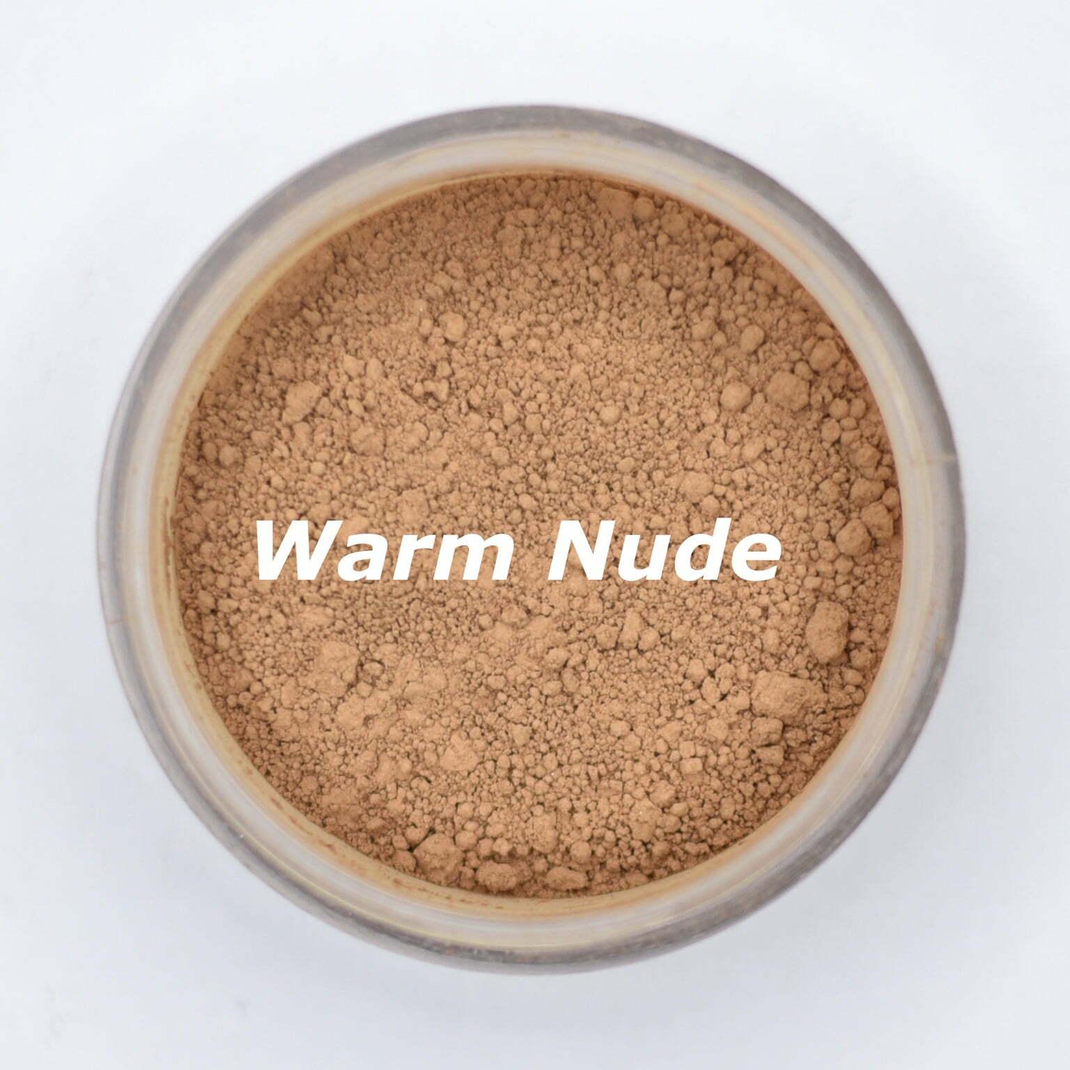 warm nude foundation shade