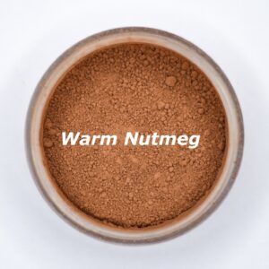 warm nutmeg foundation shade